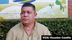 Mauricio Madrigal, director del canal de televisión canal 10, en entrevista con la Voz de América en Managua. Mauricio Madrigal, director del canal de televisión canal 10, en entrevista con la Voz de América en Managua