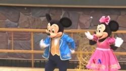 上海迪士尼樂園開園營業