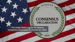 U.S. SIgns Geneva Consensus Declaration