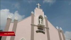 Nhà thờ Phước Kiều, nơi được xem là cái nôi của chữ quốc ngữ