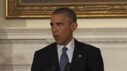 اوباما مجوز حملات هوایی در عراق را صادر کرد