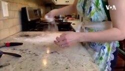 VOA英语视频: 隔离隔不住美国人的胃 居家烘焙大行其道