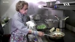 新冠病例激增 餐館提供感恩節大餐外賣