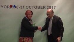Kota Surabaya Mendapat Penghargaan Global Green City