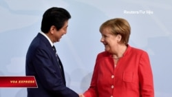 Nhật-Đức hợp tác công nghệ quốc phòng