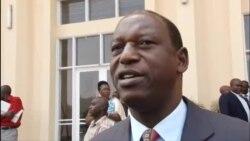 Ikiganiro na Pierre Claver Ndayicariye, umukuru w'urwego rw'igihugu rujejwe gutegura amatora mu Burundi, CENI, inyuma yuko abanywanyi babiri b'urwo rwego barahiye ku musi wa kabiri.
