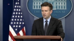 WH Spokesman Earnest Reacts to News of Justice Probe on FBI Actions Before Election