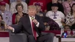 共和党总统候选人迎战第五次辩论