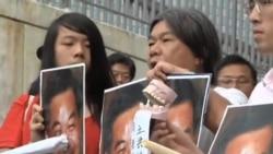 香港星期天投票選舉新一屆立法會議員