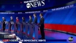 Atlanta domaćin nove demokratske predsjedničke debate