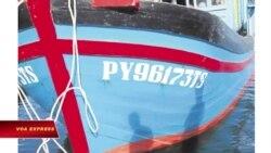 Lính hải quân Philippines bị quy trách nhiệm gây tử vong hai ngư dân Việt