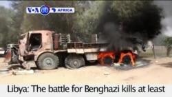 VOA60 Afirka: Benghazi, Libiya, Oktoba 16, 2014