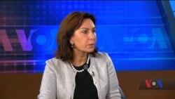 Іринa Паліашвілі: Інвестиційний клімат в Україні та чи справді покращується її економічний стан. Відео