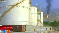 Iran thề 'trả miếng' nếu Mỹ chặn xuất khẩu dầu