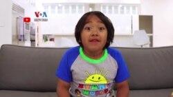 Saluran YouTube dengan Bintang Anak Jadi Bisnis Besar