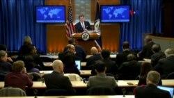 EE.UU. muestra preocupación por transición política en Venezuela