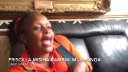 Amai Priscilla Misihairambwi Mushonga Voshora Chibvumirano cheLancaster House Agreement