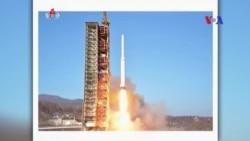 Quốc tế lo ngại về chương trình phi đạn của Bắc Triều Tiên