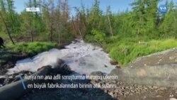 Rusya'dan Kuzey Kutbu'nda Atık Su Soruşturması