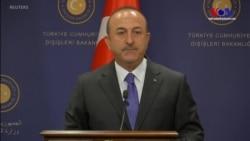 Çavuşoğlu: 'Arzumuz Suriye'de İstikrar Olsun'