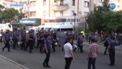 'Çözüm Süreci' Yürüyüşüne Polis Engeli