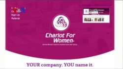 Chariot for Women Just Like Uber Taxi, But for Women Only
