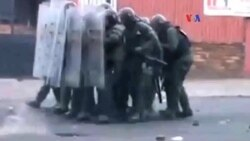 Estudiantes venezolanos exigen liberación de detenidos