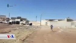 ڕزگارکردنی شارۆچکەی دابق لە دەستی داعش