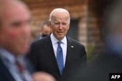 Američki predsjednik Joe Biden tokom samita G7 u Britaniji.