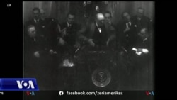 """75 vjet nga fjalimi i Çurçillit mbi """"Perden e Hekurt"""""""