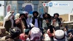Manchetes mundo 12 Agosto: Afeganistão -Talibãs tomaram a estratégica cidade de Ghazni, próxima a Cabul.
