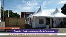 L'art contemporain à l'honneur à Douala