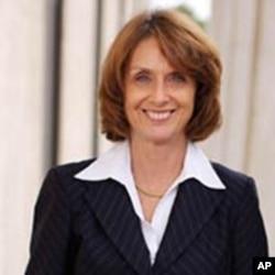 FILE - Barbara K. Bodine, former U.S. chief of mission to the Republic of Yemen.