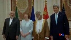2014-11-09 美國之音視頻新聞: 美國伊朗外長舉行面對面會談