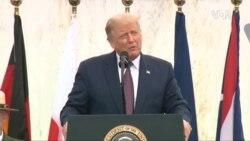 特朗普和拜登向9/11恐襲死難者表達敬意