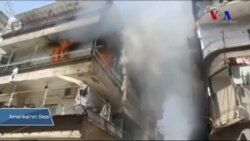 Menbiç IŞİD'den Kurtarılsa da Suriye'de Çatışmalar Devam Ediyor