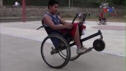 Loại xe lăn mới dễ sử dụng hơn, tăng tính cơ động