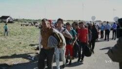 Croatia Opens Temporary Reception Center for Refugees