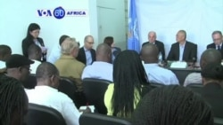 VOA60 Afirka: Ebola a Kasar Saliyo, Agusta 26, 2014