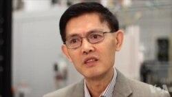 蒙冤华裔教授郗小星回归工作