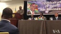 Zimbabwe President Recounts Events Leading to Mugabe Resignation