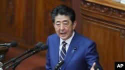 安倍誓言日本在美日同盟中發揮更大作用