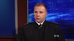 US Commander in Europe on Russia, Women in Combat