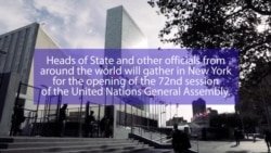 Top Five U.S. Priorities at UNGA