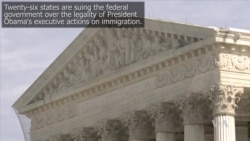 Supreme Court to Hear Arguments on Obama's Immigration Action