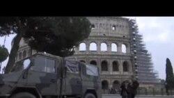 獲FBI警告後意大利加強戒備