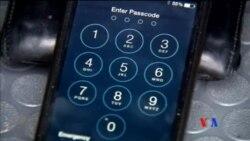 2016-03-02 美國之音視頻新聞: 蘋果與聯邦調查局在國會聽證會上對陣