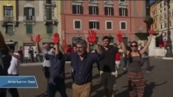 İtalyan Hükümetine Göçmen Eleştirisi