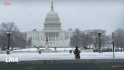 Débat au Congrès sur les mesures de relance économique de Biden