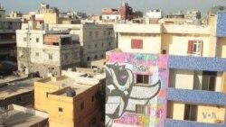 Entrepreneur Turns Beirut Slum Into Vast Canvas
